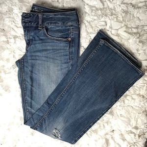 American Eagle Women's Bootcut Stretch Jeans